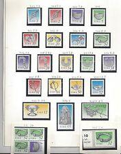 ierland kunstschatten 1990-1991  postfris xx