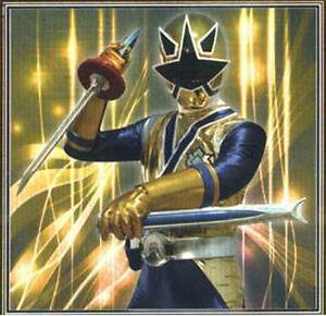 Power Rangers Samurai Sentai Shinkenger Gold Ranger Mega ...