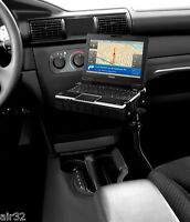 """RAM Universal No-Drill Car/Truck Seat Track Mount for Larger Laptops 10""""-16"""""""