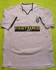 4.9/5 JUVENTUS 2003~2004 AWAY ORIGINAL FOOTBALL SOCCER SHIRT JERSEY NIKE
