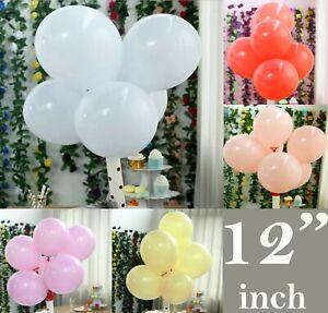 12-034-pouces-Mini-Jumbo-Geant-Big-gros-macarons-pastel-Candy-Ballons-Arch-Mur