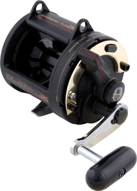 Shimano TLD 25 Fishing Reel : TLD25