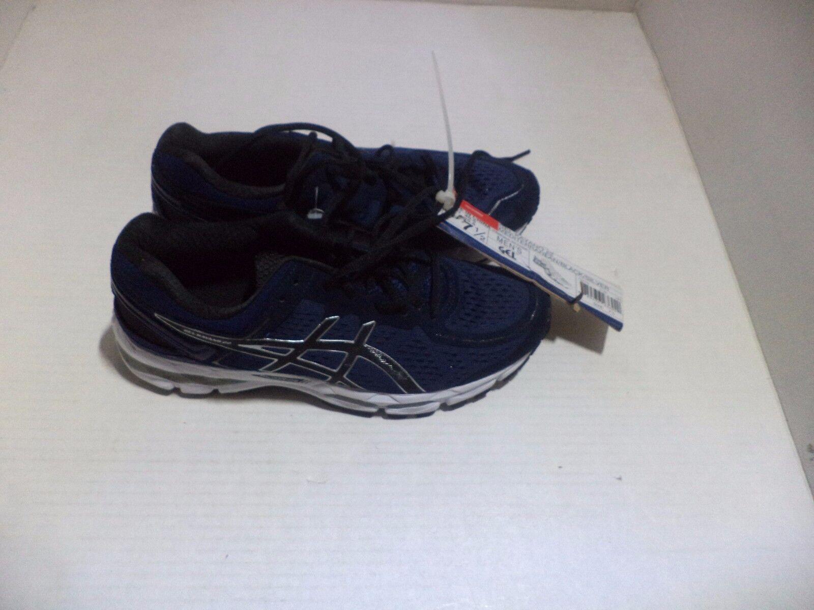 ASICS Men's GEL-Kayano 22 Running Shoe Size 7.5 Colors Mediterranean/Black/Silve