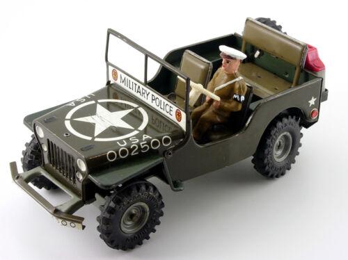 für Arnold Jeep Replika Fahrer