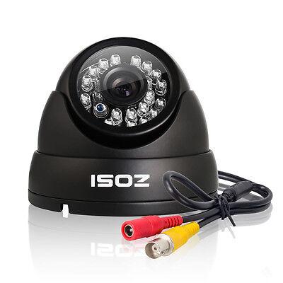 ZOSI Outdoor 1000TVL 960H Tag Nacht Dome Überwachungskamera 3.6mm Linse 20M IR