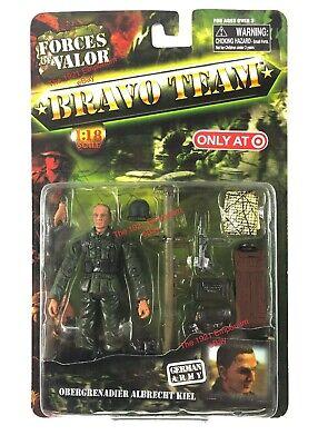 1:18 Unimax Toys Forces of Valor Bravo Team deuxième guerre mondiale Soldat allemand Figure Holzer