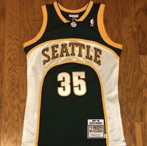 Image is loading Authentic-Mitchell-amp-Ness-Seattle-SuperSonics-Kevin- Durant- 42ffe7491