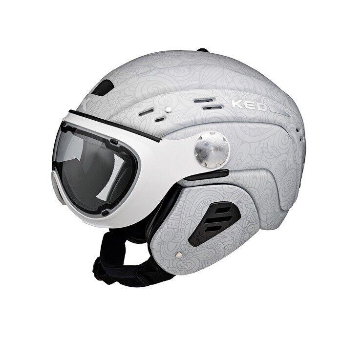 KED - Major Visor - Farbe  Grey -  Größe  S M (52 - 56 cm)  discount sale