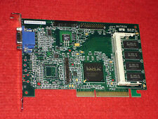AGP-GRAFIKKARTE Matrox Millenium G200 G2+/MILA 8MB(16MB) 250Mhz 2xAGP NUR: