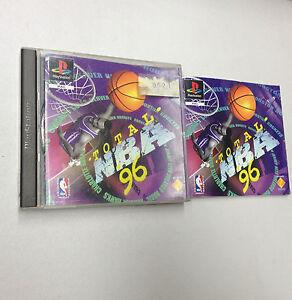 TOTAL-NBA-039-96-PLAYSTATION-1-PS1-PAL-USATO-FUNZIONANTE