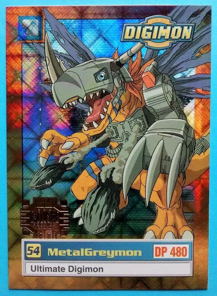 1999 Digimon Exclusive Preview Preview Preview Series  gold STAMP  Holo Set U1-U8 MINT NM 5945c7