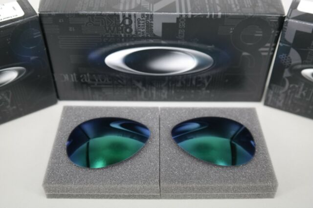 NEW Oakley CAVEAT JADE IRIDIUM OO4054 Replacement Lens Authentic GENUINE