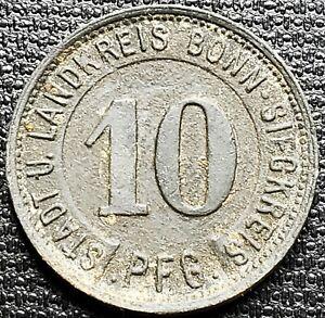 1919-Germany-Notgeld-10-Pfennig-Token