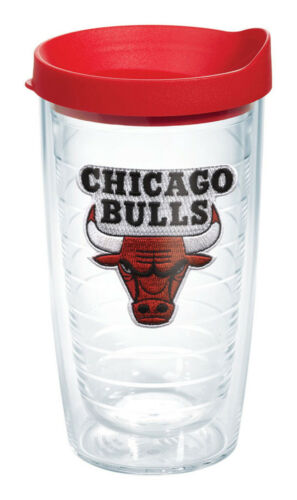 Black by Tervis Chicago Bulls 16 oz Tumbler with Black Lid