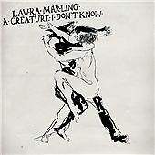 """Laura Marling """"A Creature I Don't Know"""" CD Album (New & Sealed) U.K.Free Postage"""