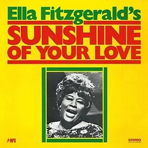 Ella-Fitzgerald-To-Sunshine-of-Your-Love-New-Vinyl-LP