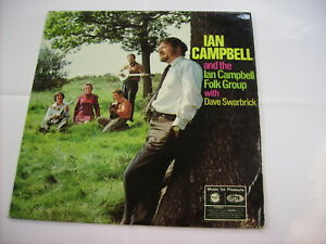 IAN CAMPBELL - IAN CAMPBELL FOLK GROUP - LP VINYL EXCELLENT CONDITION 1969 UK - Italia - IAN CAMPBELL - IAN CAMPBELL FOLK GROUP - LP VINYL EXCELLENT CONDITION 1969 UK - Italia