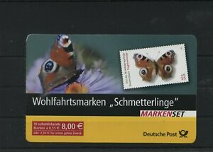 Germany-BRD-Federal-Stamp-Booklet-MH-60-Postmarked-Used-More-See-Shop