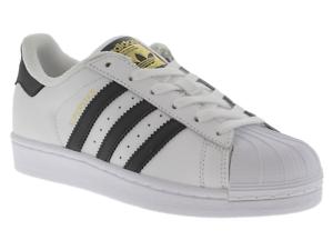 scarpe adidas bianche e nere basse