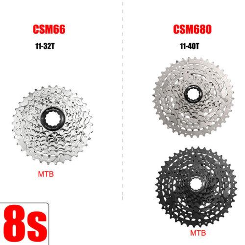 SunRace 8//9//10//11 Speed MTB Road Bike Cassette Freewheel Fit SHIMANO SRAM