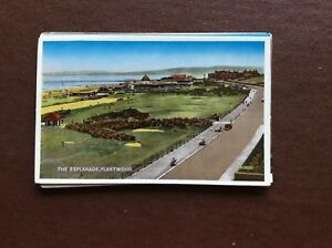 ea4 postcard unused fleetwood old the esplanade - Leicester, United Kingdom - ea4 postcard unused fleetwood old the esplanade - Leicester, United Kingdom