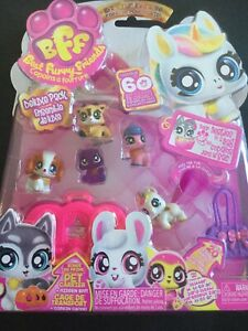 6 BFFs Deluxe Pack Best Furry Friends 1 of them is a mystery BFF BFF