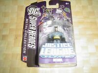 Batman DC Super Heroes Metal Collection. Justice League Unlimited  NIB