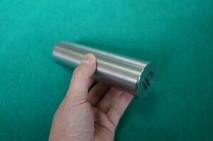 "Lot of 2 Titanium Round Bar Rods grade 5 Ti-6Al-4V diameter 2.39/"""