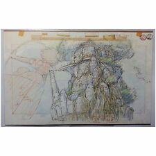 Laputa Castle in the Sky ORIGINAL Cel Replica Art Studio Ghibli Hayao Miyazaki