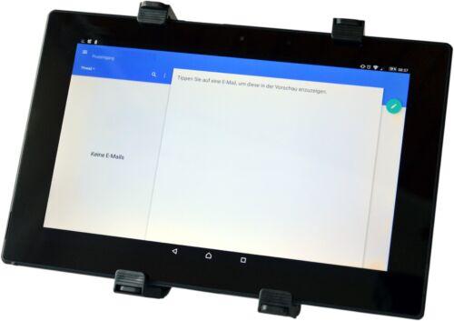 Universal tablet ipad pad auto KFZ global ventosa soporte HR Art 1435//1654