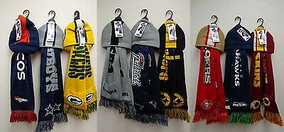 NFL Forever Collectibles Hooded Scarf with Pockets