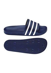 288022 Badelatschen Weiß Adidas Adilette Blau 0Ewqqc4R