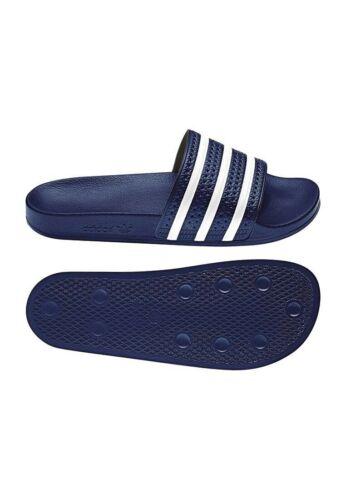 Badelatschen Blau Adilette 288022 Adidas Weiß P1dnOx
