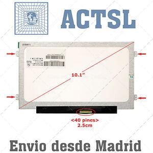 "Acer Aspire One D255-2DCC LCD Display Pantalla Portátil 10.1"" LED jpx xoFWi2JQ-08043446-468061504"