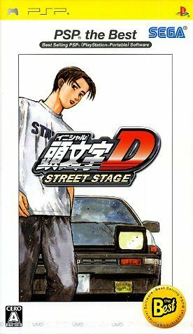 PSP PSP PSP Initial D Street Stage (Japanese Version) 2ab0ff