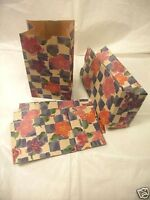Lot 450 Paper Merchandise Gift Jewelry Party Treat Bag Flower Floral 4x8x2.5