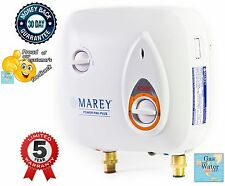Electric Tankless Water Heater 8.8 KW 220V 2GPM Instant On-demand PPXE5 by Marey