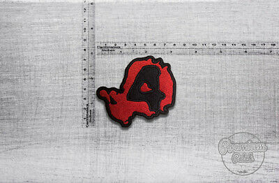 """12cm x 7,5cm Sex Pistols embroidered patch 4,7/""""x3/"""" iron-on option"""
