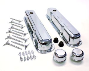 ENGINE DRESS UP KIT FITS 64-73 CHRYSLER MOPAR SMALL BLOCK 318-360