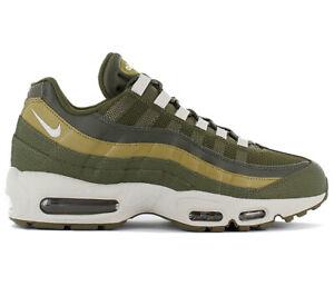 Details zu Nike Air Max 95 Essential Herren Sneaker Schuhe 749766 303 Oliv Grün Turnschuhe