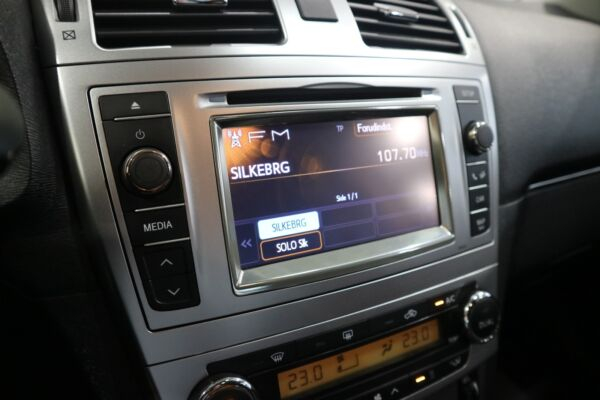 Toyota Avensis 2,0 D-4D T2 Premium - billede 4