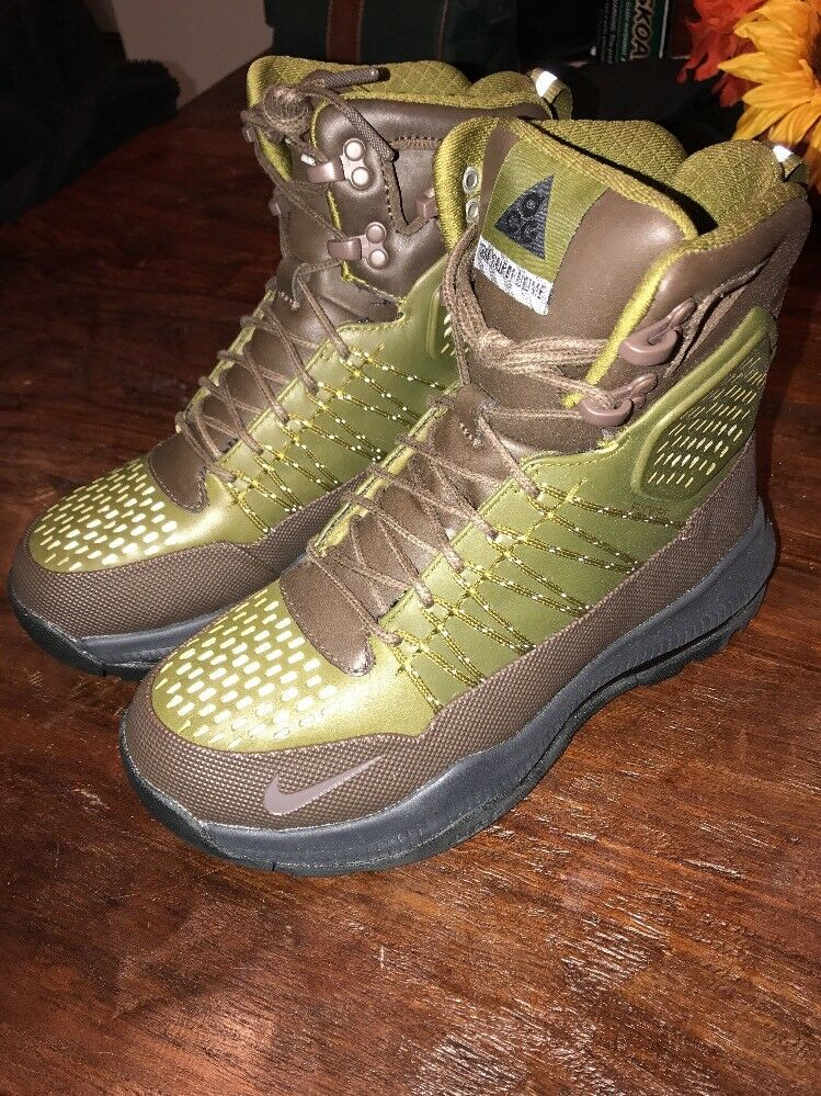 Nike Zoom Superdome Men's Size 7 654886 230 Olive New