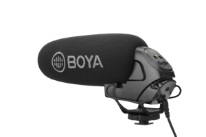 BY-BM3031 BOYA On-Camera Shotgun Microphone