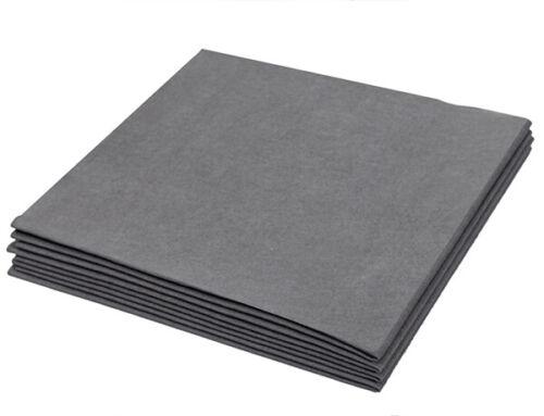 Silberputztücher aus Mikrofaser 5er Pack