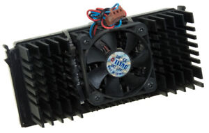 CPU-Intel-Pentium-II-SL2U6-400MHz-SLOT1-Refroidisseur