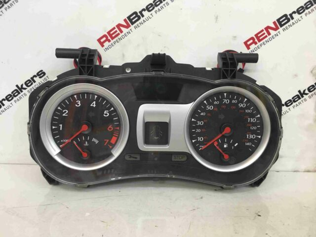 Renault Clio MK3 2005-2012 Instrument Panel Dials Gauges Clocks Cluster 172K