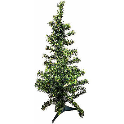 New 2'Feet Tall Christmas Tree With Stand Holiday Season Indoor Outdoor Tabletop
