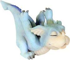 Drachenfigur Funny Dragon - First Try - kleine, süße Drachenfigur aus Kunststein