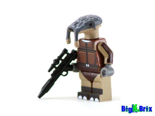 SELKATH Custom Printed & Inspired Star Wars Alien Species  Lego Minifigure