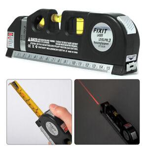 Multipurpose-Laser-Level-Vertical-Horizon-Measuring-Tape-Aligner-Rulers-Metric